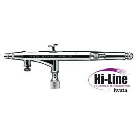 Aerografo HP-AH HI Line doppia azione (duse 0.2mm)  - 1