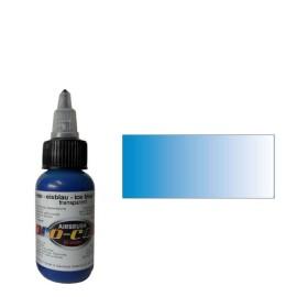 Colore Blu ghiaccio trasparente  - 1