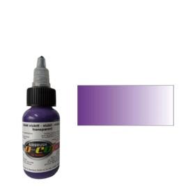 Colore Viola Trasparente  - 1