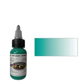 Colore Verde menta trasparente  - 1