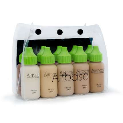 Silicone Based Foundation All Colours (viso)  - 1