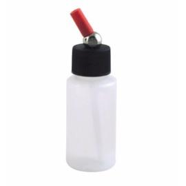 Serbatoio in plastica opaca con attacco in metallo - Iwata  - 1