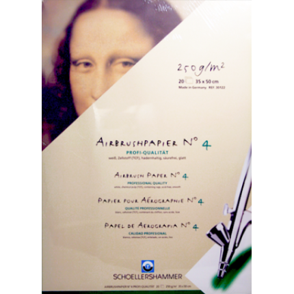 20 fogli Cartoncino Schoellershammer - 250g/mq²  - 1