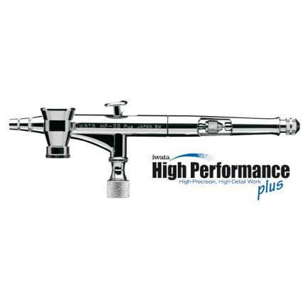Aerografo HP-SBP HI Performance Plus doppia azione (duse 0.2mm)  - 1