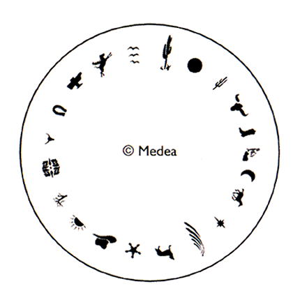 Western - Medea Design Wheel  - 1