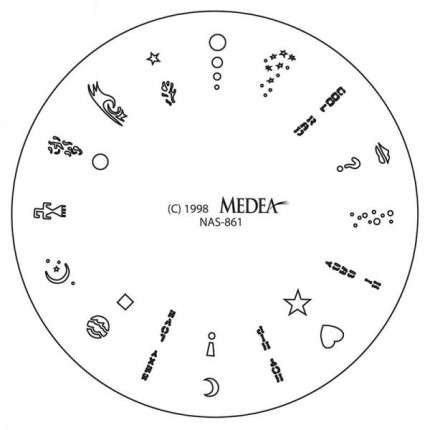 Hot Wheel - Medea Design Wheel  - 1