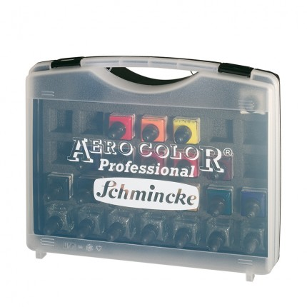 Kit 16 colori Aero Color 28 ml