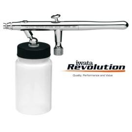 Aerografo HP-BCR Revolution doppia azione (duse 0.5mm)  - 1