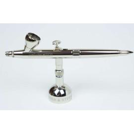 Aerografo Evolution SilverLine Solo doppia azione (duse 0.2mm)  - 1