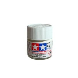 Colore X-2 White lucido  - 1